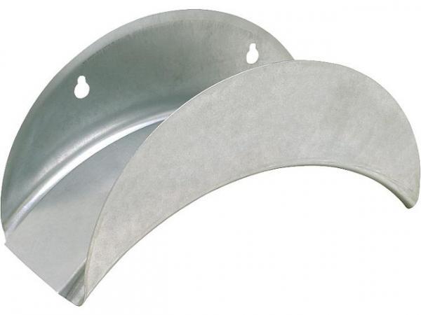 Wandschlauchhalter Petrol II aus Metall