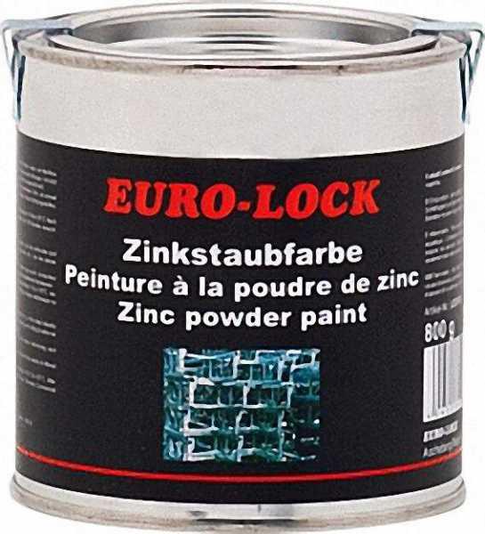 EURO-LOCK Zinkstaubfarbe 800 g Dose