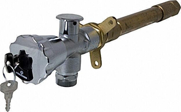 Schlösser Außenarmatur frostsicher 1/2'' DVGW-geprüft Rohrbelüfter, ab