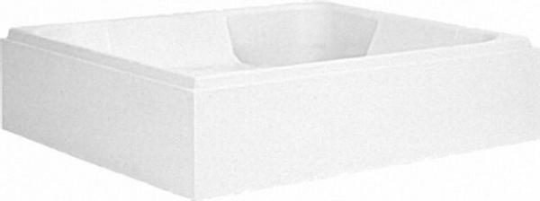 Duschwannenträger für Serie ULiterflat, LxBxH= 87x87x13 cm