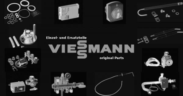 VIESSMANN 7238717 Vorderblech Mitte VSB22