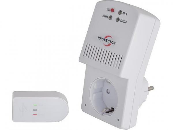 Upmann 60306 Fensterkontaktschalter AS 5020 max. Schaltleistung 2300 W 230 V 16 A Schutzklasse IP 20