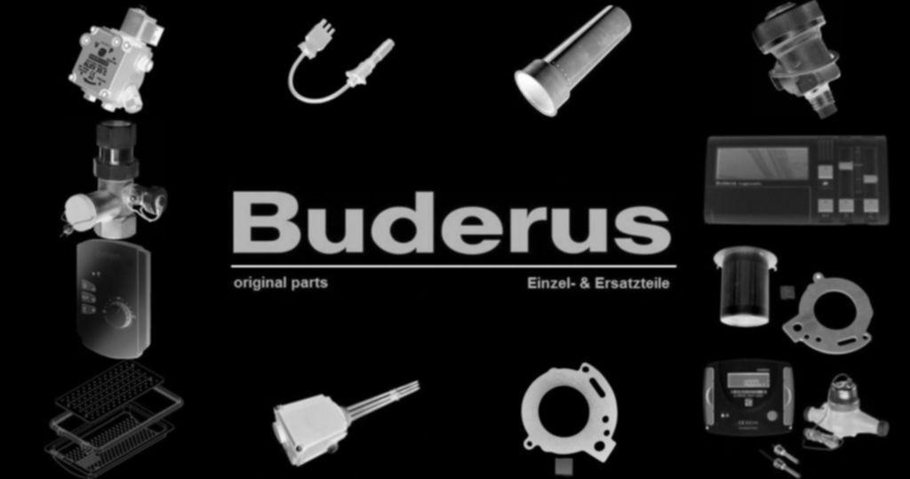 Buderus 87183105540 Anode 3/4