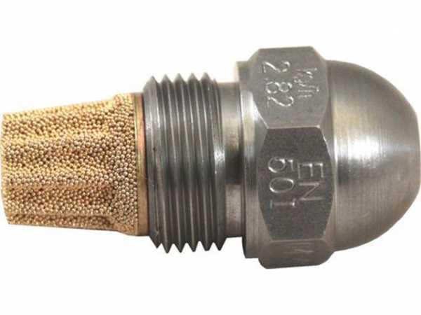 WOLF 241310099 Düse 0,50/45°SF für Stahlkessel 20kWund Gusskessel 22kW, Fluidics(ersetzt Art.-Nr. 2413100)