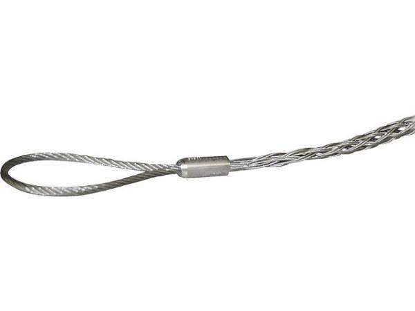 Kabelziehstrumpf Kabel D=10-20mm verzinkte Stahllitze