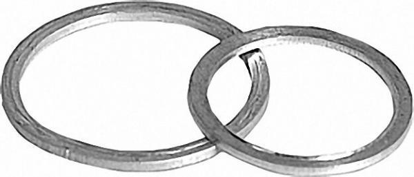 Alu - Dichtringe zöllig 1'' 1,5mm stark