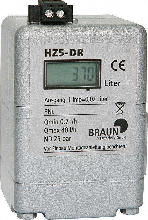 Ölzähler HZ5-DR