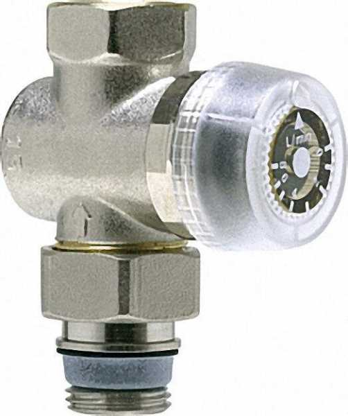 MAGRA 774000 AV 23 Setter Rondo 1/2'' Regulier- und Abgleichventil mit Voreinstellung 0, 6-8,0l/min
