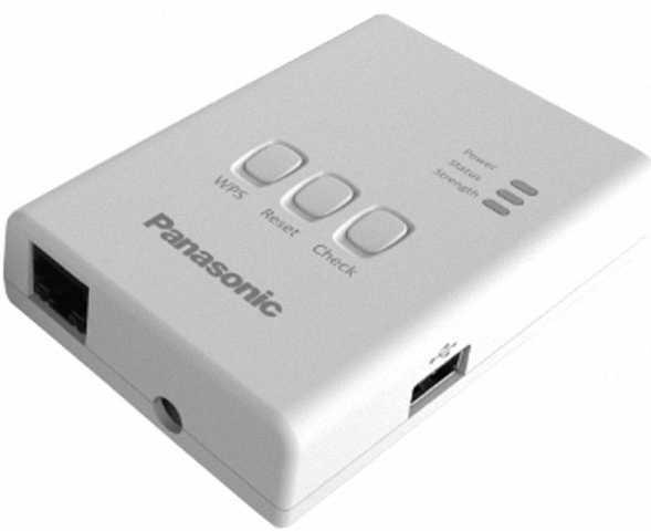 Panasonic Interface für die Internet-Steuerung über die Aquarea Smart Cloud, CZ-TAW1