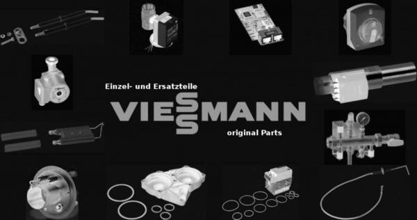 VIESSMANN 5004792 Brennergrundplatte D= 360, S= 14-16 mm