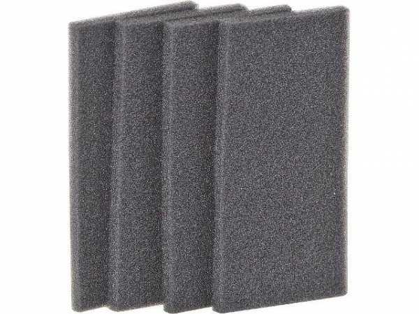 Lunos 039998 Ersatzfilter Klasse G3 für e go waschbar, VPE 4 Stück