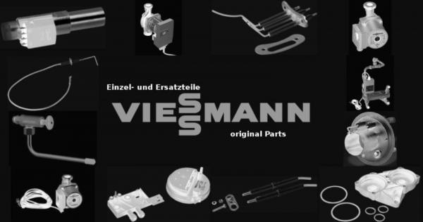 VIESSMANN 7818336 Schelle mit Dichtband D250