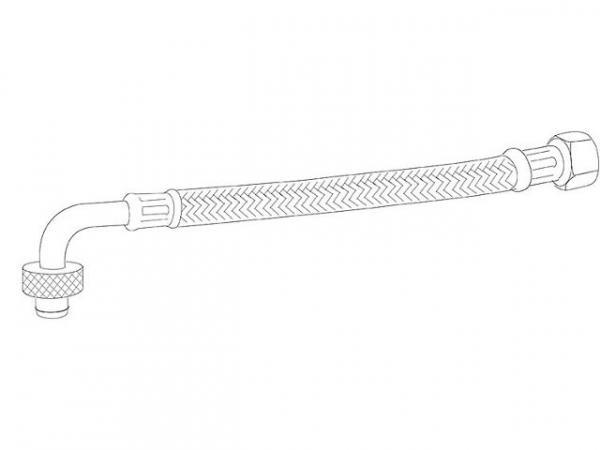Flexibler Anschlußschlauch zu Montageelement Evolut-2