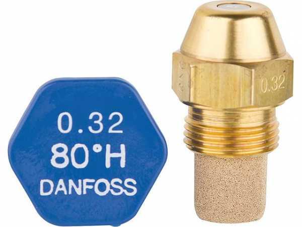 Viessmann Danfoss /Öld/üse 0,32 Gph 80/° H V #7839481