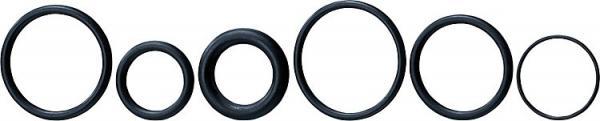Gummi-O-Ring 6,07 x 1, 78 VPE: 100 Stück
