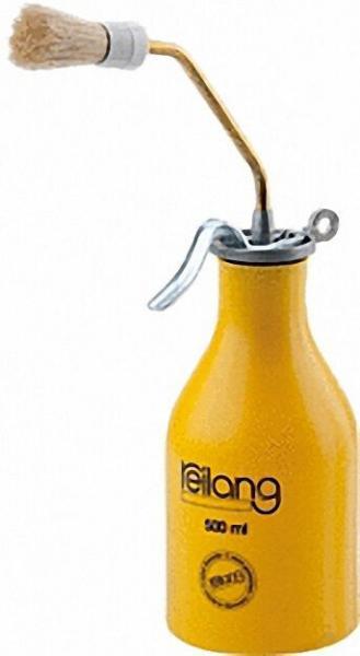 REILANG Pinselöler mit Einzelpumpenwerk Inhalt 500ml Behälter aus Polyethylen