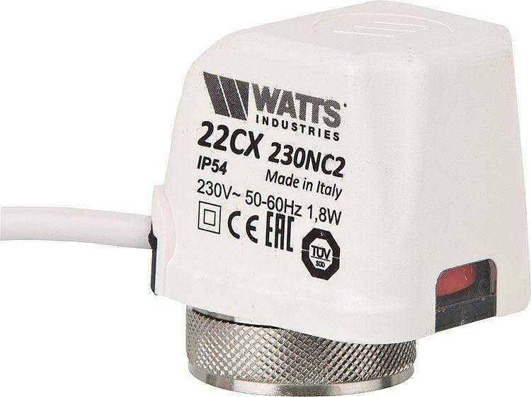 Watts INUSTRIES 20CX230NC2 Elektrothermischer Stellantrieb Typ E 22C,