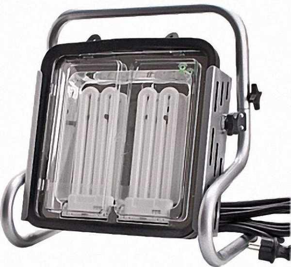 Jet-Light 2 x 36 Watt IP 54 Lichtleistung-300W Halogenstrahler