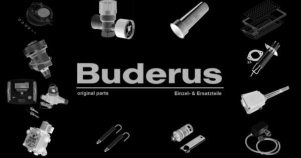 Buderus 67902842 Geräteschild Logano GE434 everp