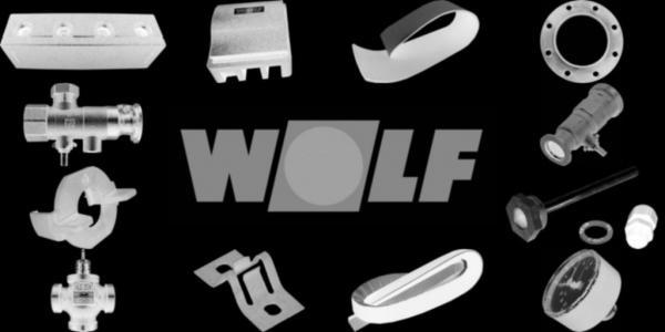WOLF 8812011 Verkleidung vorne NK 17-25