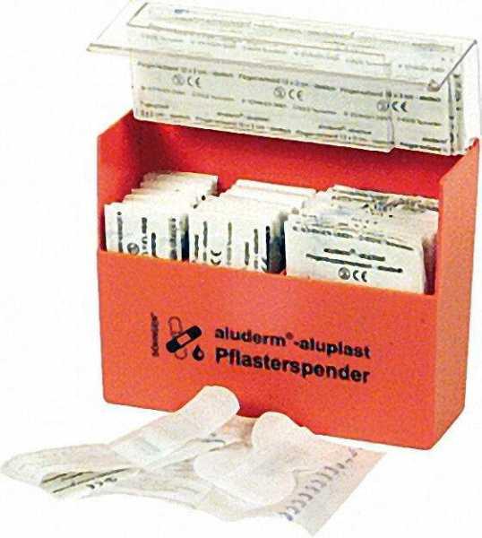 Pflasterspender aus ABS-Kunststoff Inhalt: 115 Wundverbände