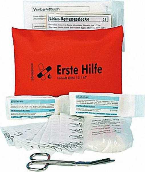 Erste-Hilfe-Tasche ''DIN 13 167'' Farbe: orange
