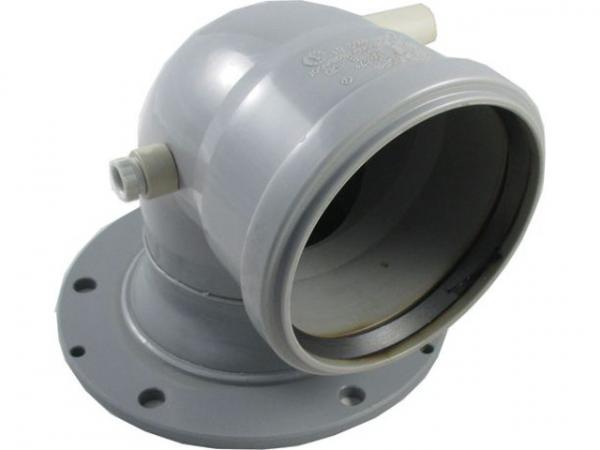 WOLF 2601105 Abgasrohrbogen mit KondensatablaufTOK-22
