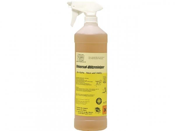 Universal Blitzreiniger Flasche 1000 ml