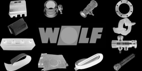 WOLF 8906776 Isolier Stück Wendek. Eurotwin 600/800