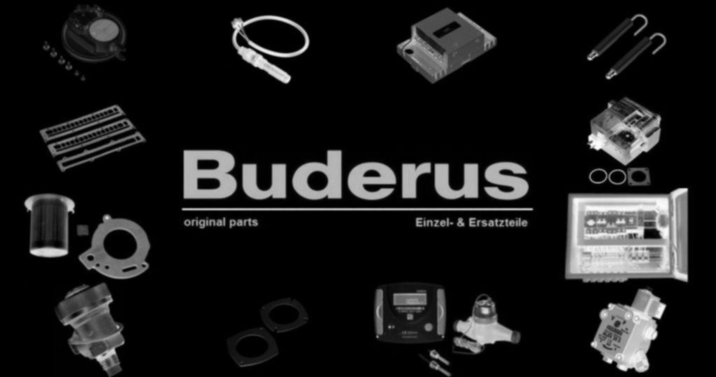 Buderus 5181762 Anschlussleitung f IRD 1010 kpl 600lg