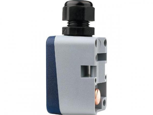 Jumo 376703 Rohr-Anlege-Fühler PT100 Einsatztemperatur 50. . . . 120°C