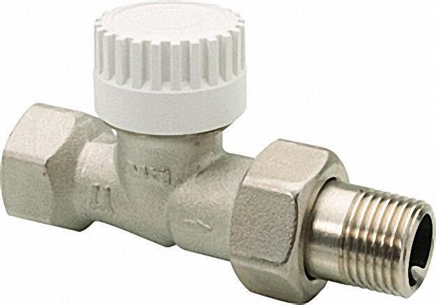 Thermostatventil-Unterteil Typ Thermostar 1/2'' Durchgang