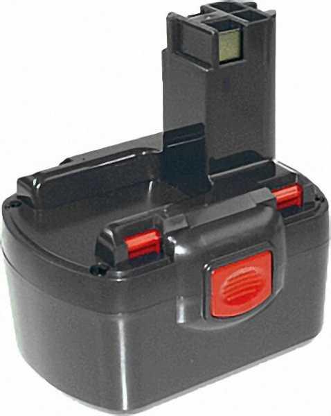 Werkzeugakku für Bosch Ni-Cd 12V/2000 mAh O-Hack
