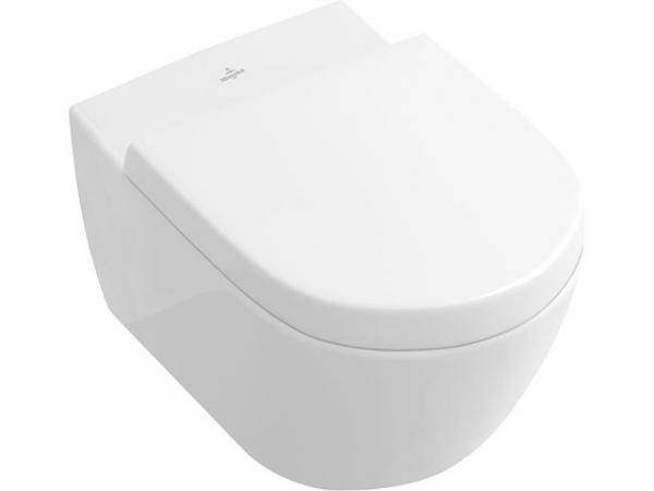 Wand-Tiefspül-WC Subway 2.0 spülrandlos,weiß Alpin, BxT 375x565mm