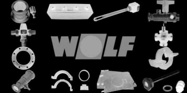 WOLF 8902387 Verkleidung komplett mit Isolierung,Achat