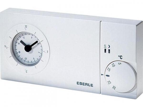 EBERLE Uhrenthermostat EASY 3 PT / 230V mit Tagesuhr