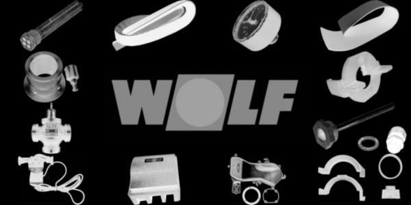 WOLF 1603063 Isolierung Mantel