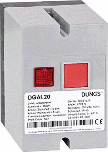 Dungs Gasfeuerungsautomat DGAI,20
