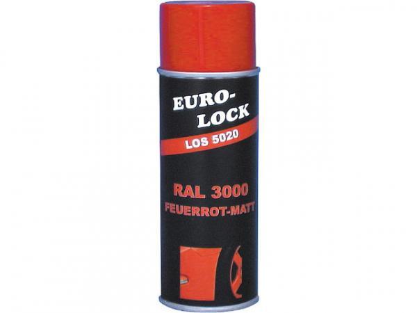 Farbspraydose RAL 9005 tiefschwarz matt, 400ml