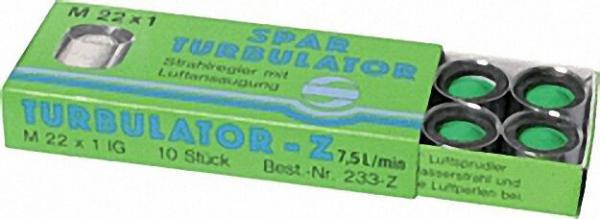 Spar-Strahlregler ohne Prüfzeichen IG M22X1 mit Gummidichtung Spar-7,5 l/min VPE 10 Stück