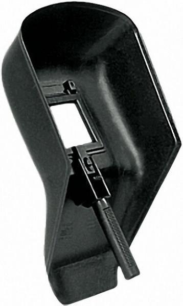 Schweißer-Handschutzschild Typ 5011, mit Gläser
