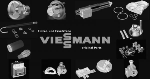 VIESSMANN 7822142 Brennergehäuse VEK Gr.2 m. Luftführung