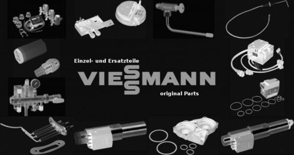 VIESSMANN 7840056 Anschlussrohr Durchflusssensor
