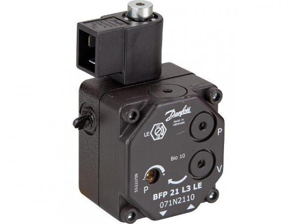 Danfoss Ölbrennerpumpe BFP 21 L3-LE 071 N 2110 für Herrmann&Elco/Klöckner 071N2110