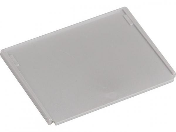 Insetbox grau U3 Trennwand 53x4x58mm für Schublade I-Boxx + L-Boxxen