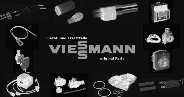 VIESSMANN 7204410 Flansch mitTauchhülse f.WP Speicher 300l