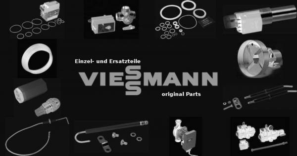 VIESSMANN 7836107 Grundträger CVUA mit EHE silber
