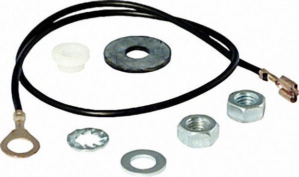 Montageset für Magnesiumanoden mit 8mm Gewinde Lochmontage