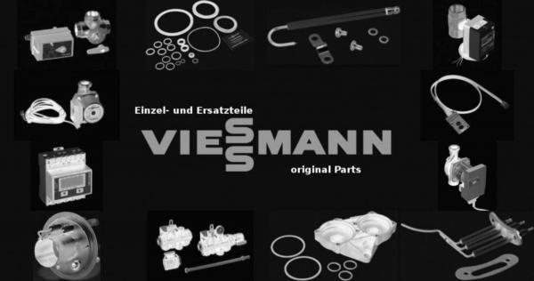 VIESSMANN 7573354 Anschlussrohr SR/EL