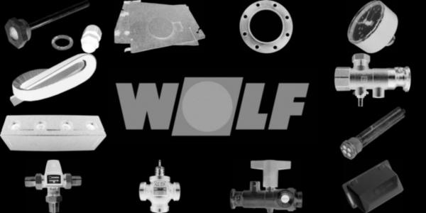 WOLF 8700245 Verkleidung seitlich links